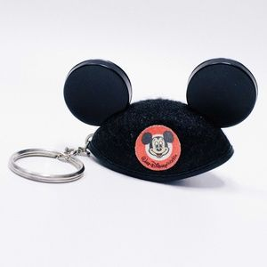 Disney Parks Mickey Mouse ears hat keychain